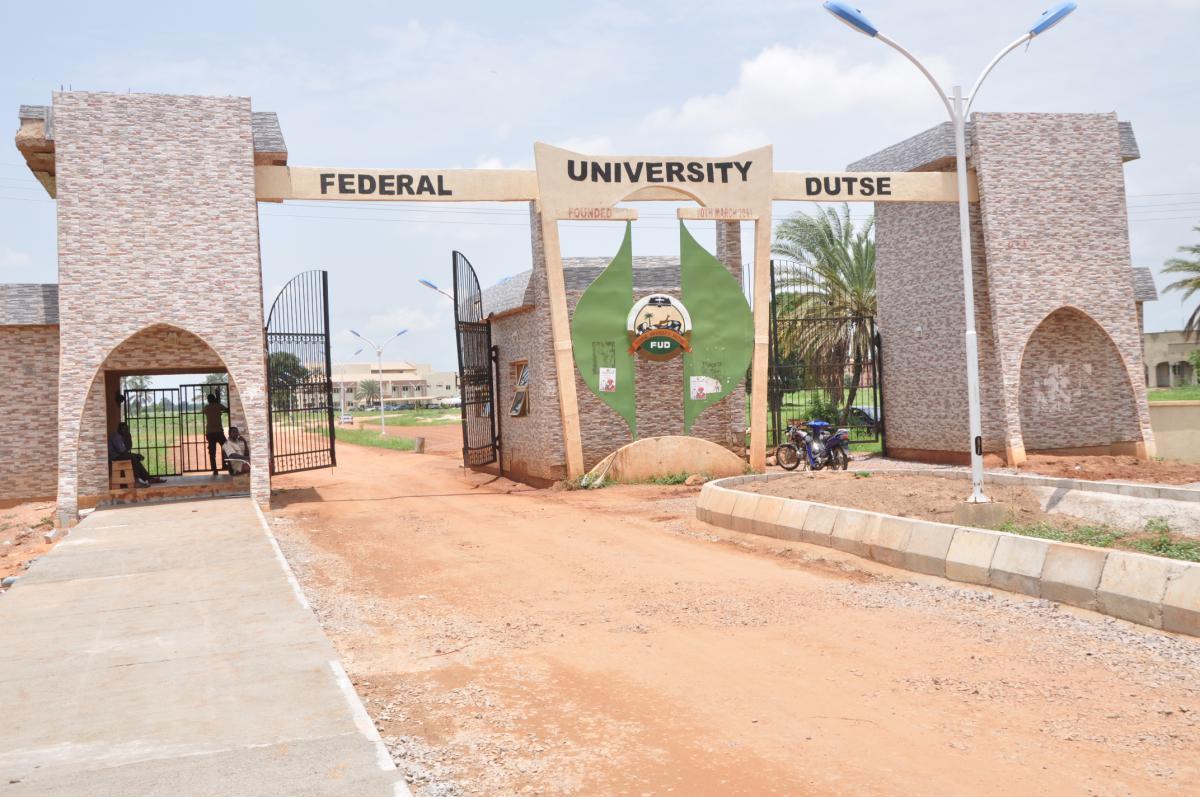 Image result for federal university of dutse